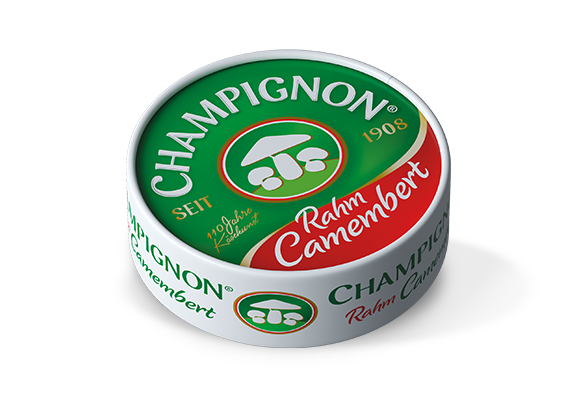 Produktbild für CHAMPIGNON Camembert Rahm