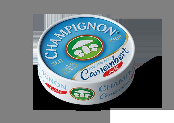 Produktbild für CHAMPIGNON Camembert Leicht